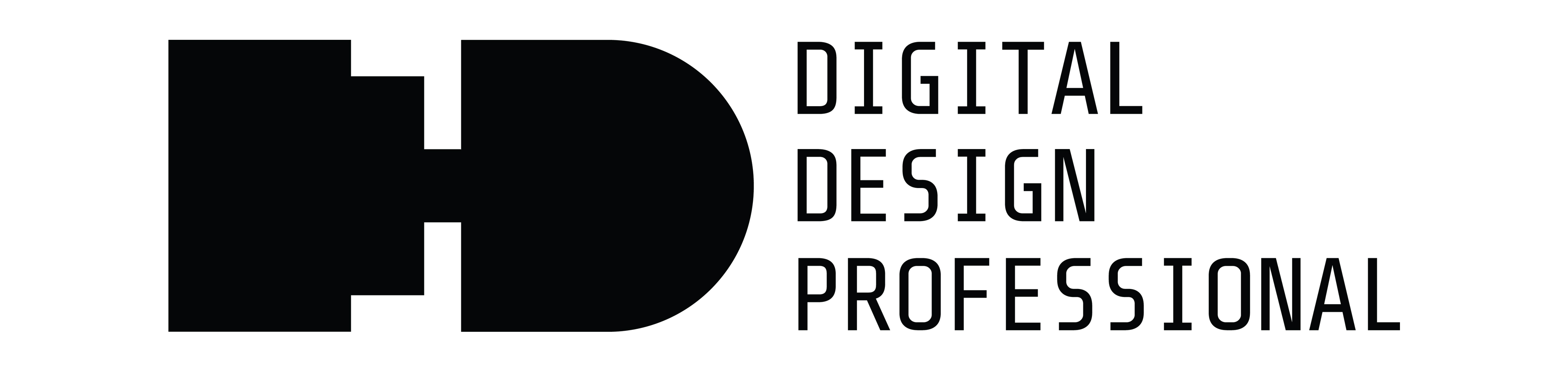 Digital Design Professional Logo