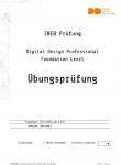 Übungsprüfung - DDP Foundation Level