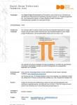 Factsheet - DDP Foundation Level